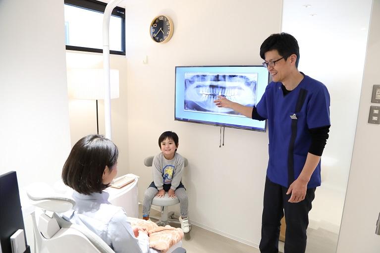 奥歯のセラミック