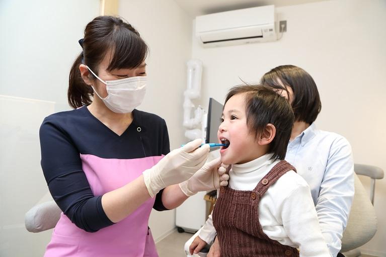 子供の予防