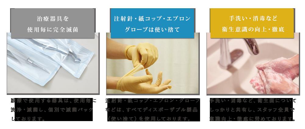 院内感染予防対策